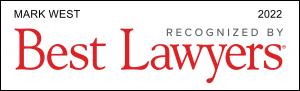 Mark West - Best Lawyers 2022